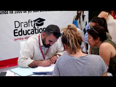 Draft Education Ankara Üniversite Tercih Fuarı