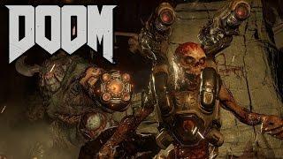 Doom 2016 Multiplayer Beta Gameplay+Download -  فاشل في دووووم