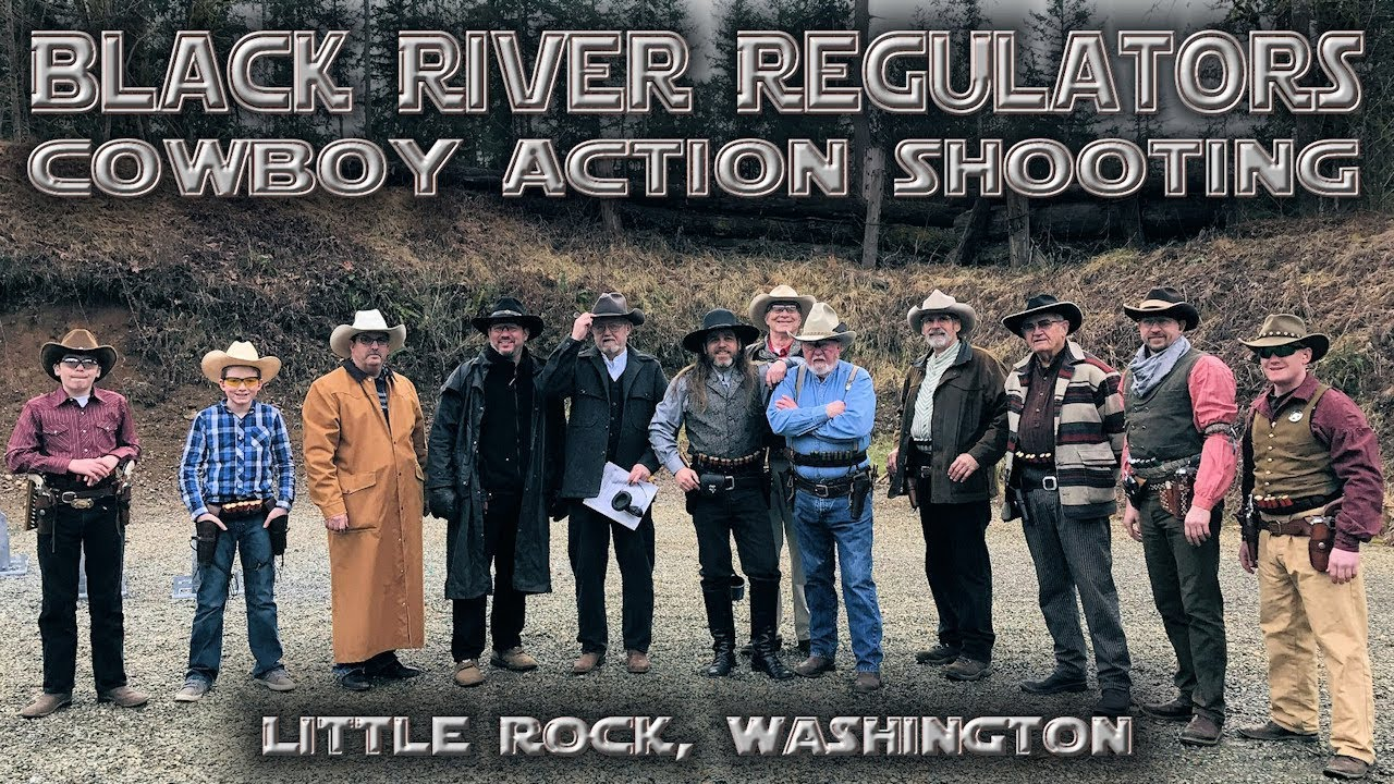 Cowboy Action Shooting with the Black River Regulators (Little Rock ... 3b30a27945f6