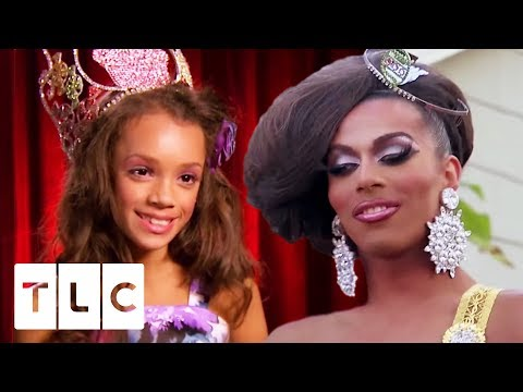 Toddlers And Tiaras | Getting Some Pageant Tips From A Drag Queen!