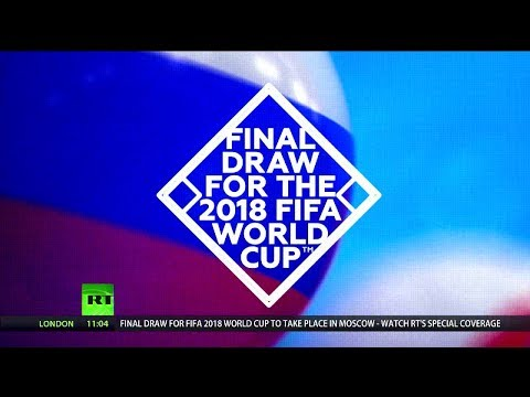Stan Collymore goes behind the scenes of World Cup 2018 draw