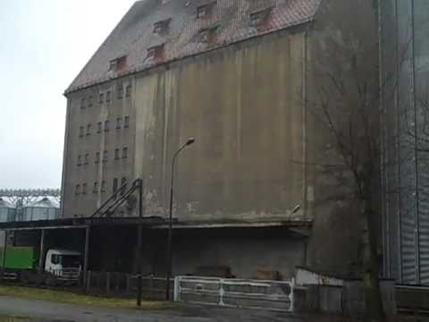 Stalag Luft III, Sagan, Grain Store near the railway line