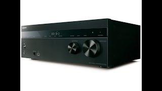 Sony - STRDH550 5.2 Channel 4K AV Receiver - Unboxing - 7/17/15