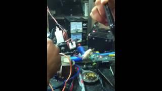 Chuyển điện 100v sang sang 220v Daikin Inverter, Dạy sửa board máy lạnh