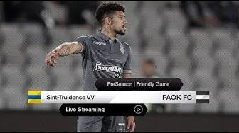 Live: STVV-PAOK FC Live