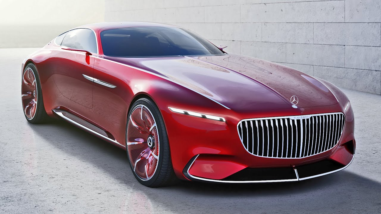 mercedes-maybach coupe concept (2016) - youtube