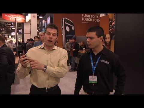 Motorola I1 Preview @ CTIA 2010
