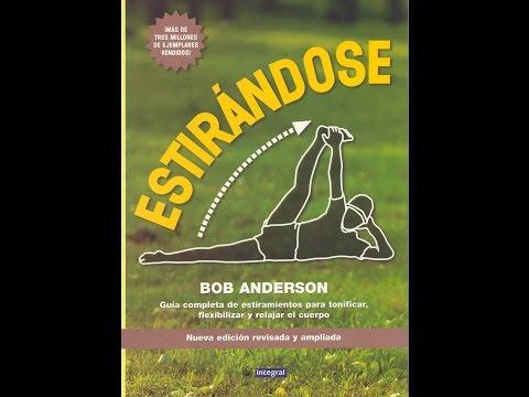 Recomendación de libro; Estirándose by Bob Anderson.