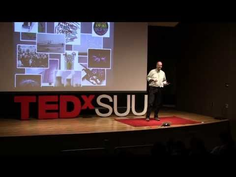 Zombies: an idea worth spreading about how ideas spread: Kyle Bishop at TEDxSUU