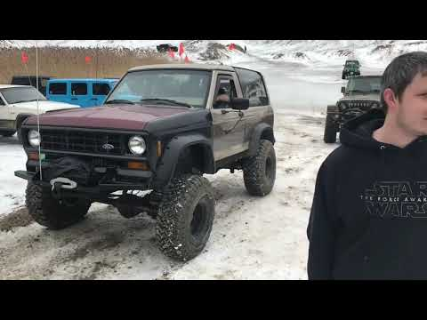 Bundy Hill Feb ,  Bronco II