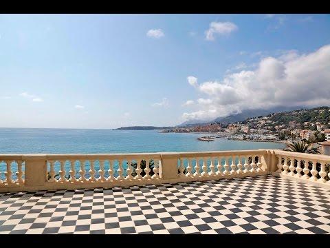 Location de Lieu Villa Belle Epoque près de Nice