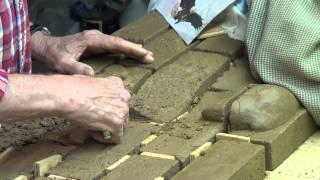 Brick Relief Sculpture -- Part 4 - Detailed Carving