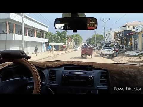 Enjoyed Nice ride in JUBA city of south sudan
