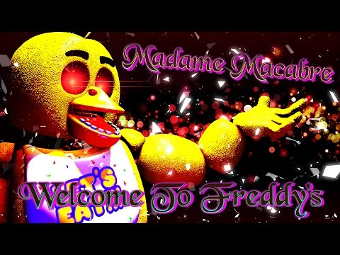 SFM| Silent Scream| Madame Macabre - Welcome To Freddy's (FNAF1 song)