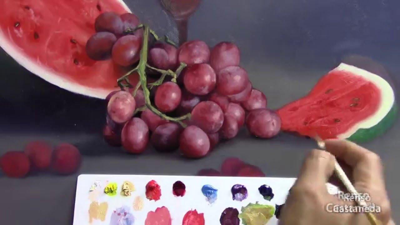 Presentacion de curso como pintar un bodegon al oleo - Como pintar un radiador ...