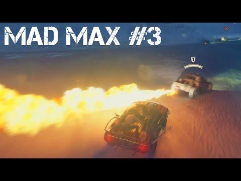 MAD MAX #3 - Persecución infernal | Gameplay Español
