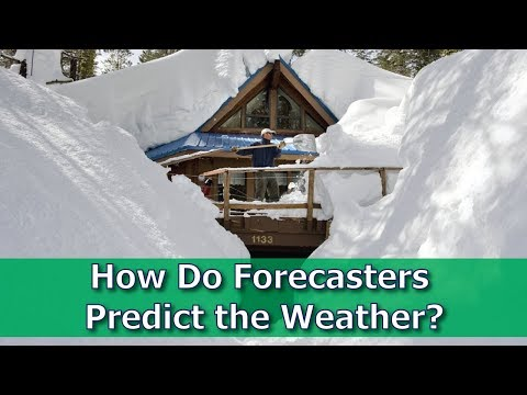 How Do Forecasters Predict the Weather?