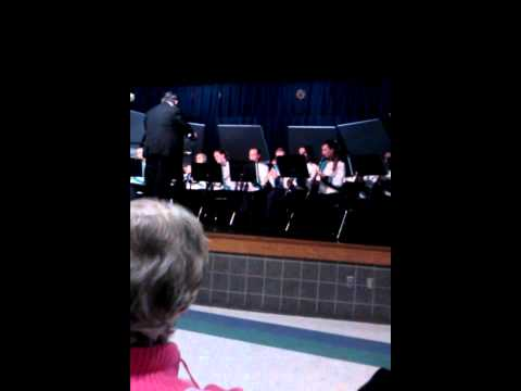 Amber Moon ~ Salisbury Middle School Band