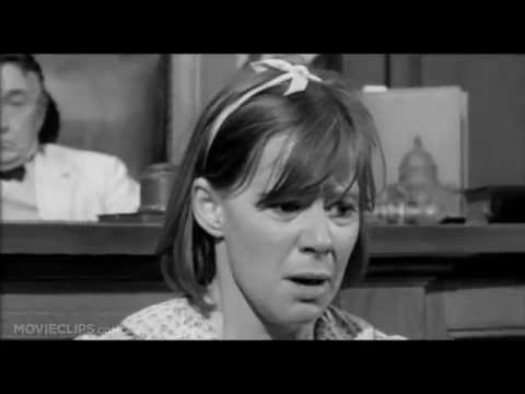 To Kill a Mockingbird 1962  The Cross Examination