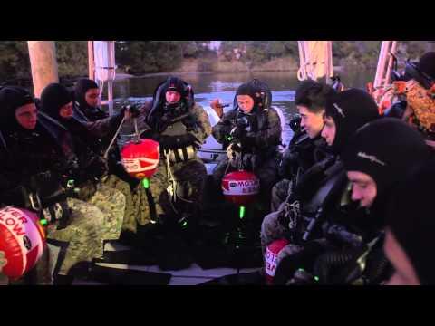 USMC Combatant Diver Course
