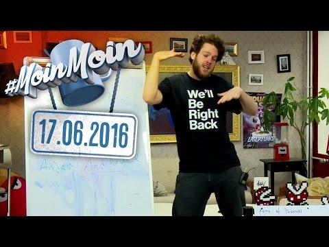 #MoinMoin mit Florentin | Mobbing, Mafia, Coolness, Ralph Gunesch zur EM | 17.06.2016