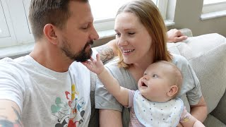 Prepping For A Tropical Storm, Our Storm Experience & The Baby's Almost Crawling! | Home Vlog