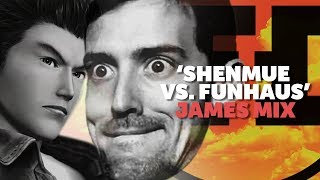 Rooster Teeth Remix - SHENMUE VS. FUNHAUS (James Mix) - ft. James Willems from FUNHAUS