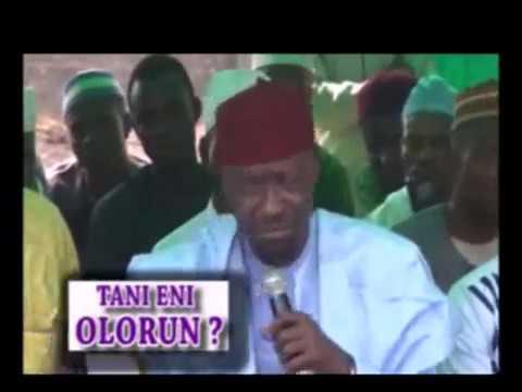 Download Tani Eni Olohun   Sheikh Buhari Ibn Musa (Ajikobi 1)