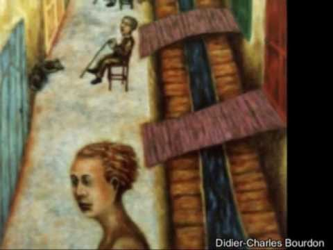 Didier-Charles BOURDON's Painting  -  René-Louis BARON (Algorithmic music - Piano 3 hands!)