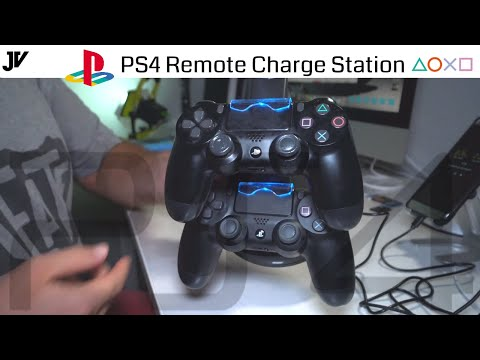 Ps4 Controller Charging Dock - USB Fast Charge