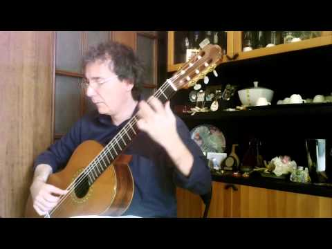 The Lion Sleeps Tonight (Classical Guitar Arrangement by Giuseppe Torrisi)