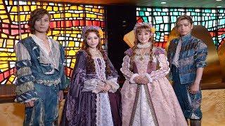 ミュージカル「レディ・ベス」が明日10月8日に東京・帝国劇場で開幕。本...