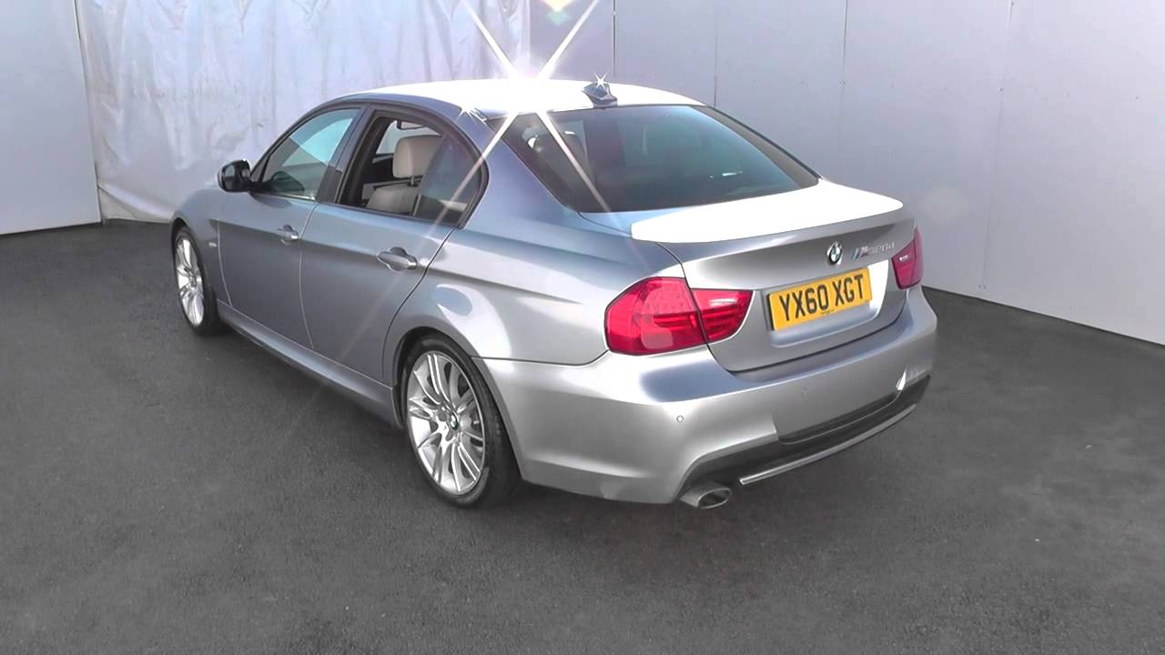 bmw 3 series saloon e90 320d m sport business edition n47 zjbd u14322 youtube. Black Bedroom Furniture Sets. Home Design Ideas