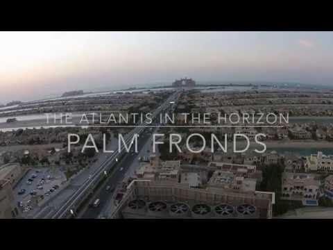 Dubai By Drone : Palm Jumeirah