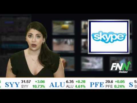 Microsoft Is In Talks To Buy Skype Technologies