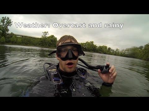 Scuba diving in OHIO!