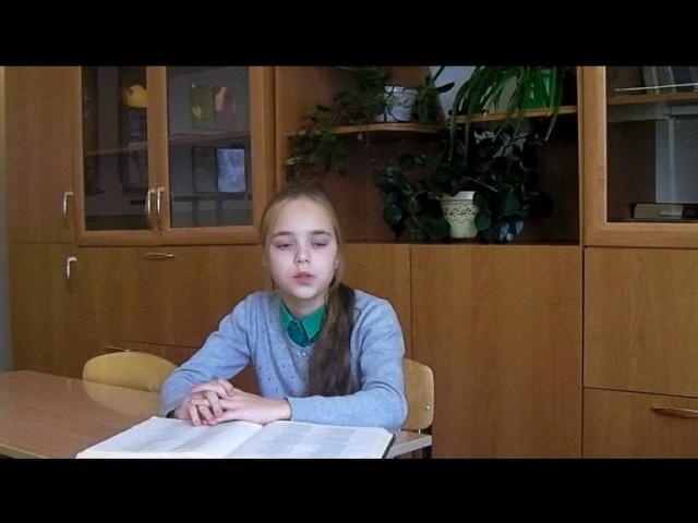 Изображение предпросмотра прочтения – АринаБыковская читает произведение «Первый снег» В.Я.Брюсова