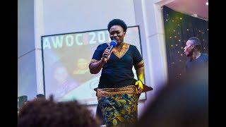 Martha Mwaipaja - kwa steji 'Wewe Ni Baba Mwema CAMPUS NIGHT KILIMANJARO [Ndayipro]