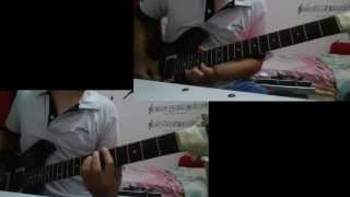 Therion Evocation Of Vovin Guitar Cover