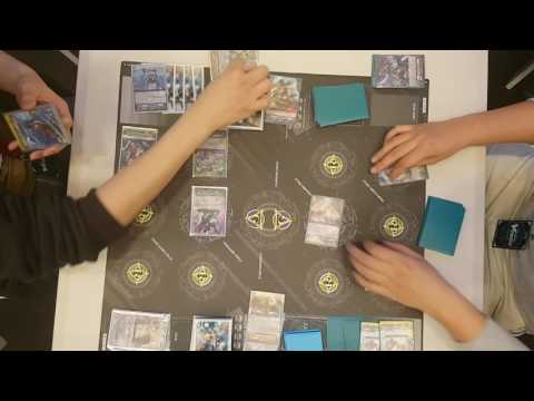 Australian Bushiroad World Championship 2016 ~Cardfight!! Vanguard~ Semi Finals