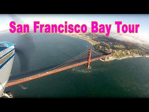 The LEGENDARY San Francisco Bay Tour