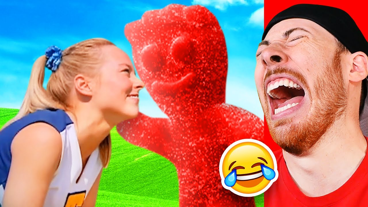Top 10 Funniest Sour Patch Kids Commercials Ever Youtube