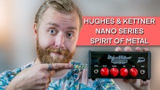 Hughes & Kettner Spirit of Metal - ResQ Gear Demo