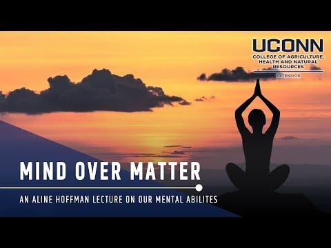Mind Over Matter - Aline Hoffman Presentation