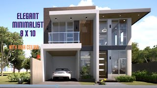 modern two storey house designs simple two story house plans cheap two story house plans YouTube