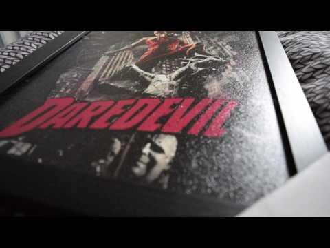 Daredevil Art Work Print