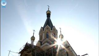 В одном из самых быстрорастущих микрорайонов Новосибирска откроют новый православный храм(, 2016-09-19T09:37:47.000Z)