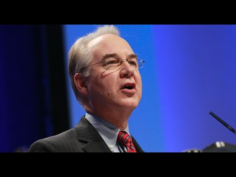 This Trump Cabinet Pick Took Corruption To A New Level - YouTube