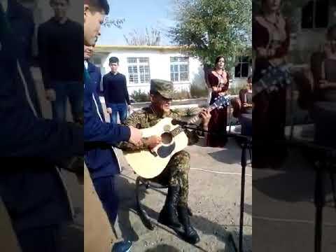 Gitara Aydym Turkmen - Gullukda Esger