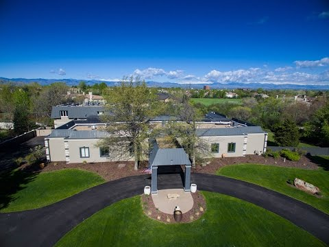 The Consulate, Englewood, Colorado, Luxury Estate for Sale